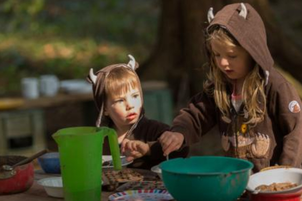 Over 1,800 visitors enjoy sunshine and fun at Gruffalo's Spring Picnic