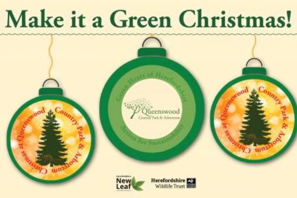 Make it a Green Christmas!
