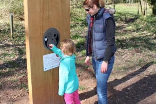 New audio trail launched at Queenswood Country Park and Arboretum