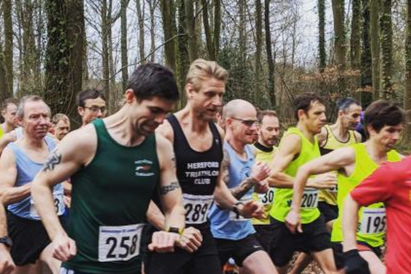 Cross-Country Race will see the site busy on 1st December