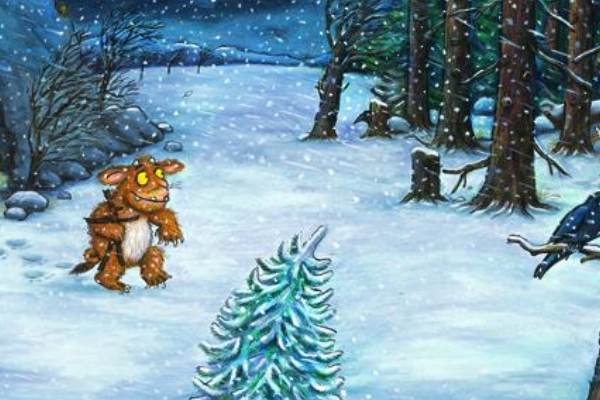 The Gruffalo's Child returns to Queenswood Country Park & Arboretum!