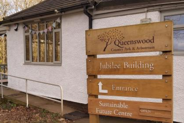 Hub for advice on Sustainable Living opens at Queenswood Country Park