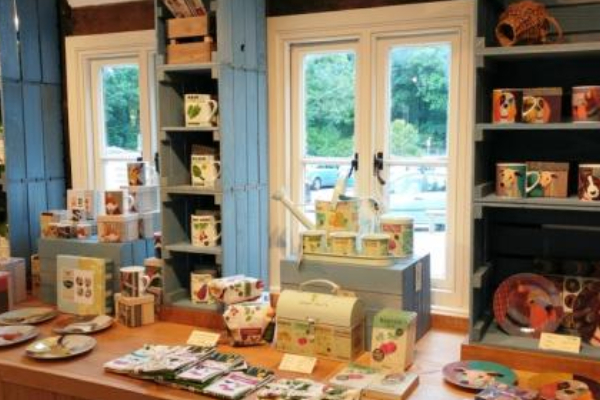 Queenswood Visitor Centre and Shop now open!