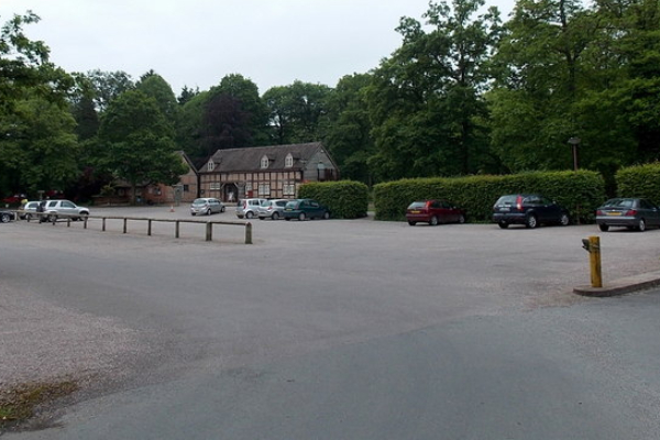 Queenswood Car Park - Credit Hereford Times